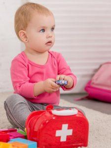 Taller de Primeros Auxilios en el bebé y el niño @ Centro Aúpale