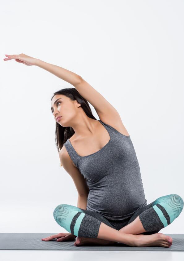 taller ejercicios embarazadas